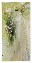 Abstract 14 Hand Towel