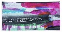Abstract-19 Bath Towel