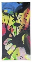 Abstract-2 Hand Towel