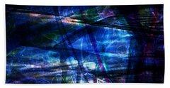 Abstract-20a Bath Towel