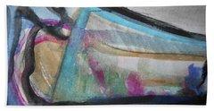 Abstract-24 Bath Towel