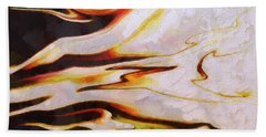 Abstract 27 Hand Towel