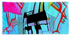 Abstract-28 Hand Towel