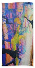 Abstract-3 Bath Towel