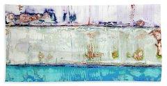 Art Print Abstract 31 Hand Towel