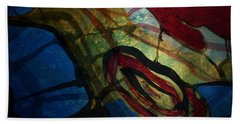 Abstract-31 Hand Towel