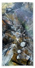 Abstract #328 Hand Towel