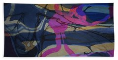 Abstract-33 Bath Towel