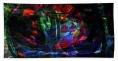 Abstract-34 Hand Towel