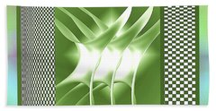 Abstract 54 Hand Towel