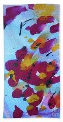 Abstract-6 Bath Towel