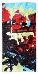 Hand Towel featuring the photograph Abstract 6567 by Stephanie Moore