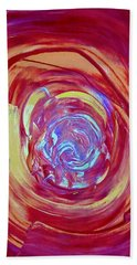 Abstract 6836 Hand Towel by Stephanie Moore