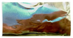 Abstract 6852 Hand Towel by Stephanie Moore