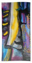 Abstract-8 Bath Towel
