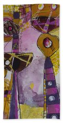 Abstract 86 Hand Towel
