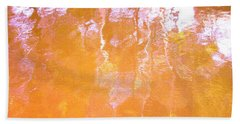 Abstract Extensions Bath Towel