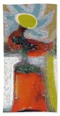 Abstract Floral Art 234 Bath Towel