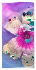 Abstract Flower 1 Hand Towel