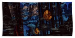Hand Towel featuring the photograph Abstract I by Ron White