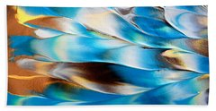 Abstract L1015al Bath Towel