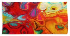 Abstract No. 20 Hand Towel
