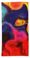 Abstract No.5 Hand Towel