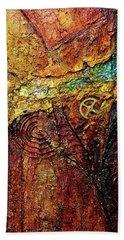 Abstract Rock 2 Hand Towel