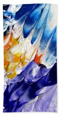 Abstract Series 0615a-6p1 Hand Towel