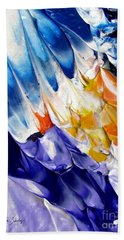 Abstract Series 0615a-6p2 Bath Towel