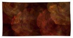Abstract Wall Art 3 Hand Towel