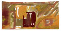 Abstraction Collect 1 Hand Towel