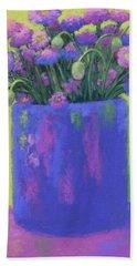 Abundance Bath Towel by Nancy Jolley