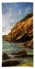 Acadia National Park--maine Bath Towel by Sherman Perry