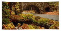 Acadia Stone Bridge Hand Towel