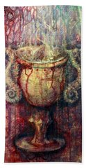 Ace Of Cups Hand Towel