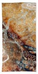 Ace Of Wands Bath Towel by Ashley Kujan
