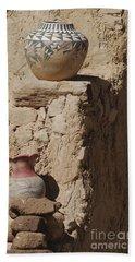 Acoma Pueblo Pottery Hand Towel