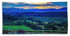 Adirondack Country Hand Towel