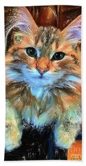 Adopted Hand Towel