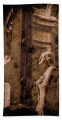 Paris, France - Adoring Angel Bath Towel