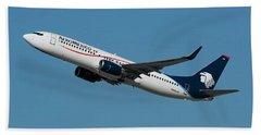 Aeromexico Boeing 737-800 Bath Towel