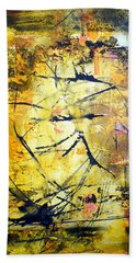 Aforethought Abstract Hand Towel