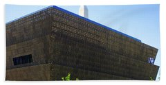 African American History And Culture 1 Bath Towel by Randall Weidner