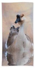 Africa Goose Hand Towel