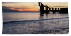 After Sunset Blackrock 2 Hand Towel