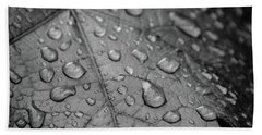 After The Rain #2 Hand Towel