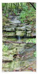 Bath Towel featuring the photograph After The Rain by Cricket Hackmann