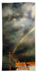 After The Storm Hand Towel