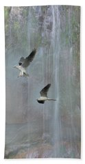 Afternoon Flight  Hand Towel
